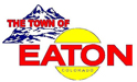 Logo for the Town of Eaton, Colorado