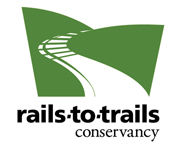 Logo for Rails to Trails