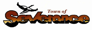 Logo for the Town of Severance, Colorado